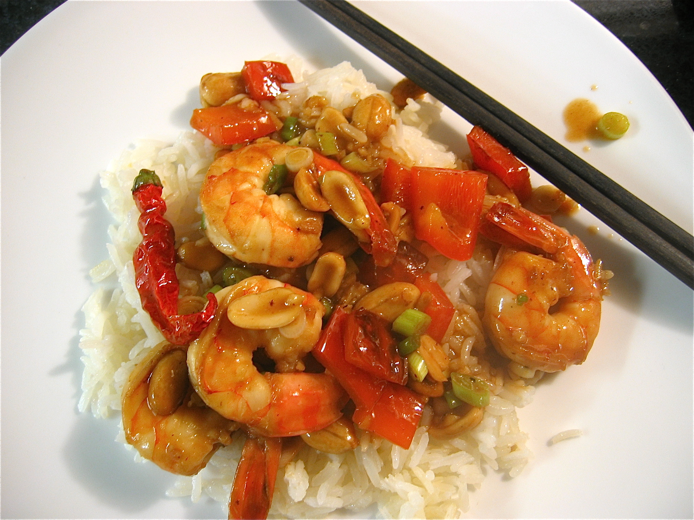 kung pao shrimp 5 kung pao shrimp sybaritica kung pao shrimp kung pao ...